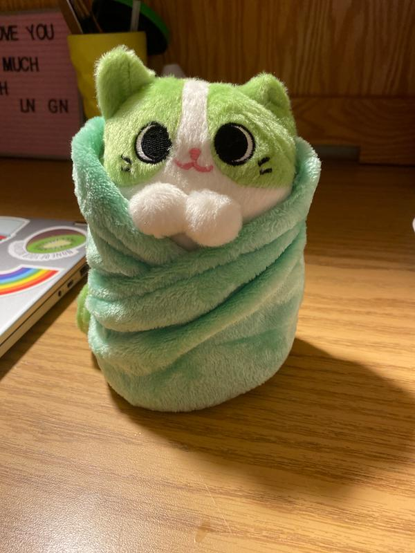 Purritos Matcha By Hashtag Collectibles Barnes Noble