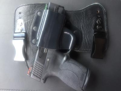 Smith & Wesson Performance Center M&P 45 Shield Ported Semi