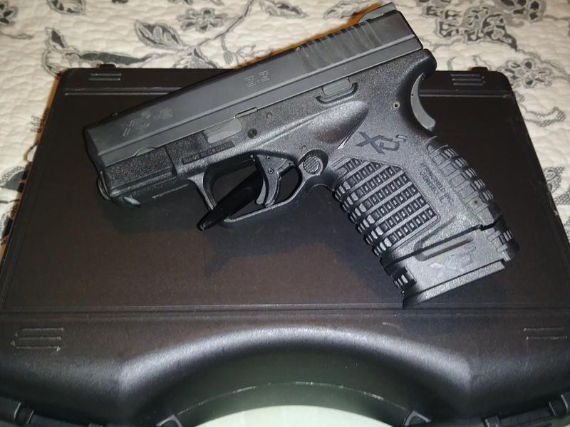 Springfield Armory XD-S Semi-Auto Pistol Essentials Package