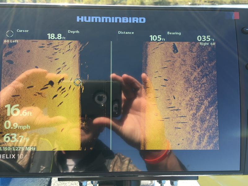 Humminbird HELIX 10 Mega SI G2N GPS Fishfinder and