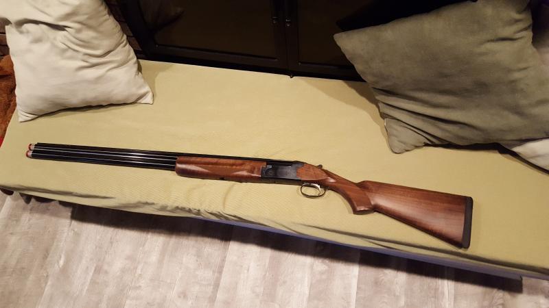 Winchester Model 101 Ultimate Sporting Over/Under Shotgun