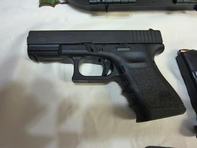 GLOCK G19 Semi-Auto Pistol - PI1950201