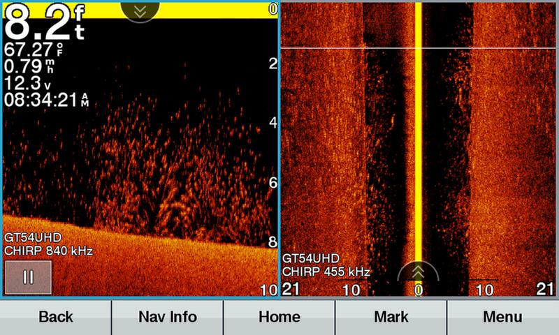 Garmin ECHOMAP UHD 73sv Fish Finder/Chartplotter Combo