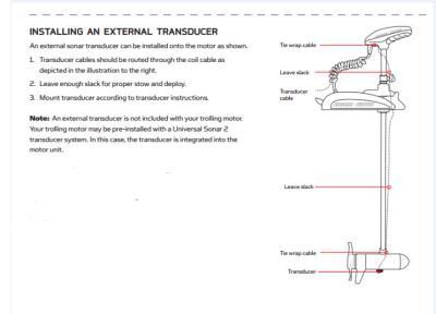 MotorGuide Xi3 Freshwater Wireless Remote Trolling Motor
