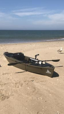 Ascend H12 Sit Inside Hybrid Kayak