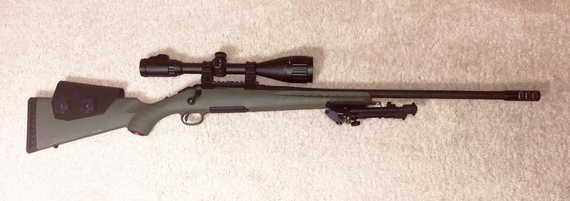 Ruger American Rifle Predator Bolt-Action Rifle