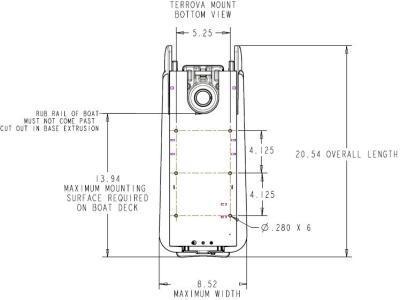 how to install a minn kota edge trolling motor. Black Bedroom Furniture Sets. Home Design Ideas