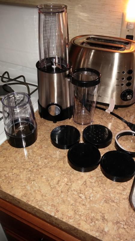 12 Piece Rocket Blender Bella Housewares