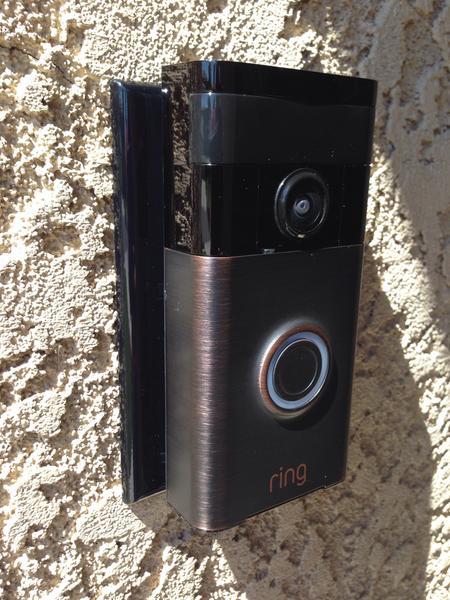 Doorbell Rain Protector Amp Touch Key Wifi Doorbell