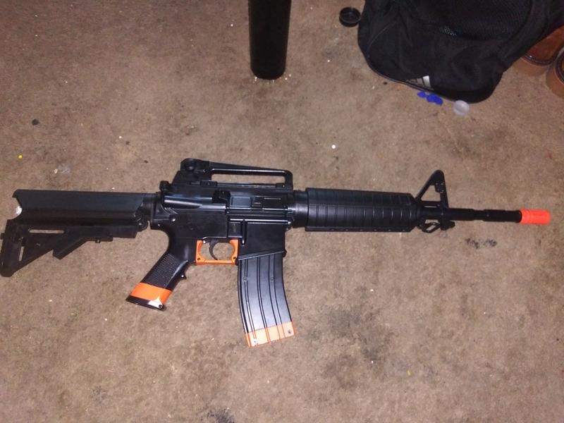 Colt Tactical Carbine Aeg Airsoft Rifle Big 5 Sporting Goods