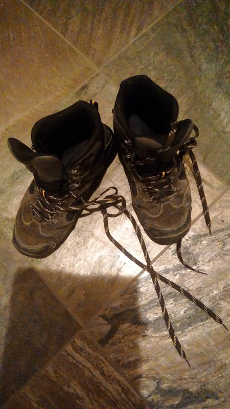 HI-TEC Black Rock WP Men's Hiking Boots