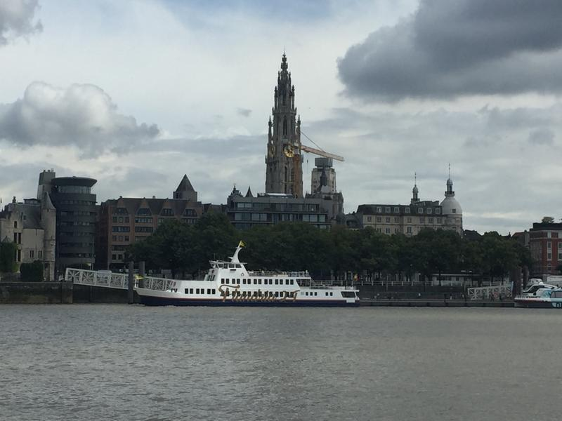 Amsterdam Bruges By Bike And Boat Magnifique I II And III - Us to brazil by boat map