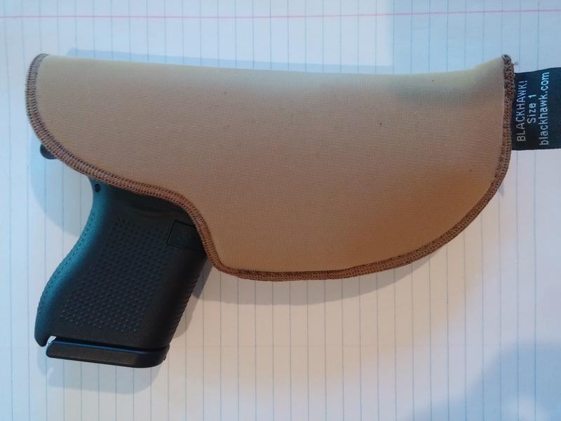 TecGrip® IWB Holster Ambidextrous - BLACKHAWK