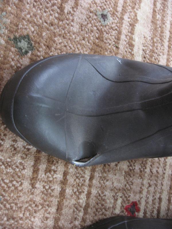 Men's Rubber Pull-On Boot