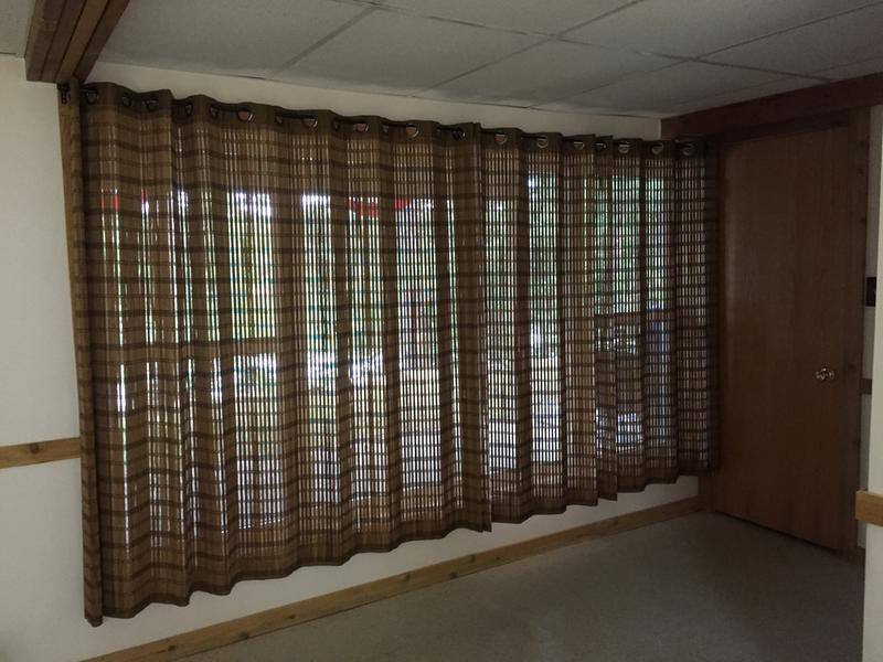 Bamboo Curtains With Grommets Rooms