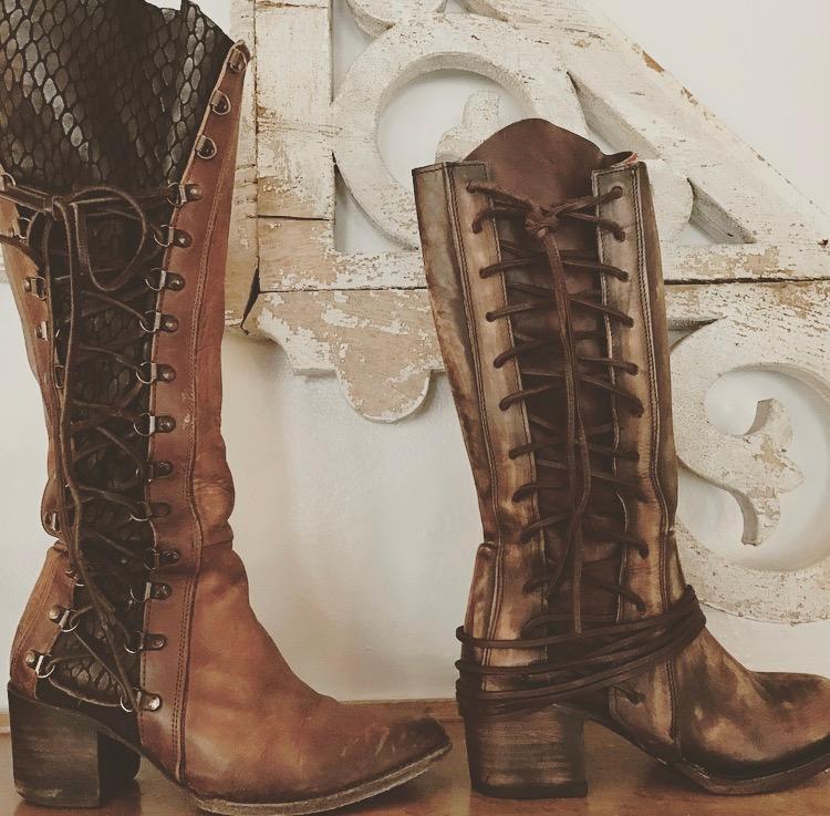 a3f1f9627ed Freebird by Steven Cash Boot - Women's Shoes in Brown Multi | Buckle