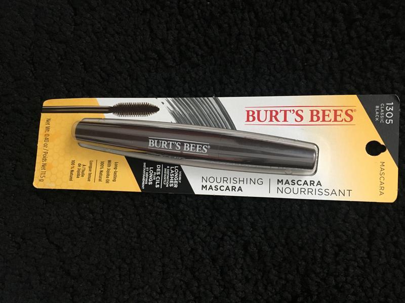 Nourishing Mascara | Natural Make Up | Burt's Bees UK
