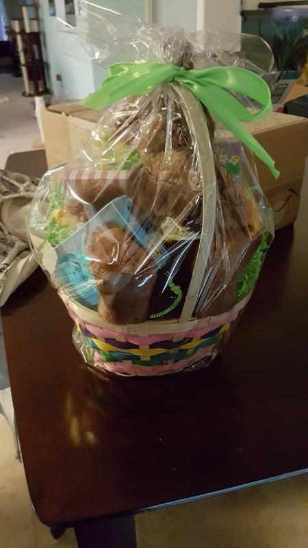 Classic easter bunny gift basket by gourmetgiftbaskets review photo 1 negle Choice Image