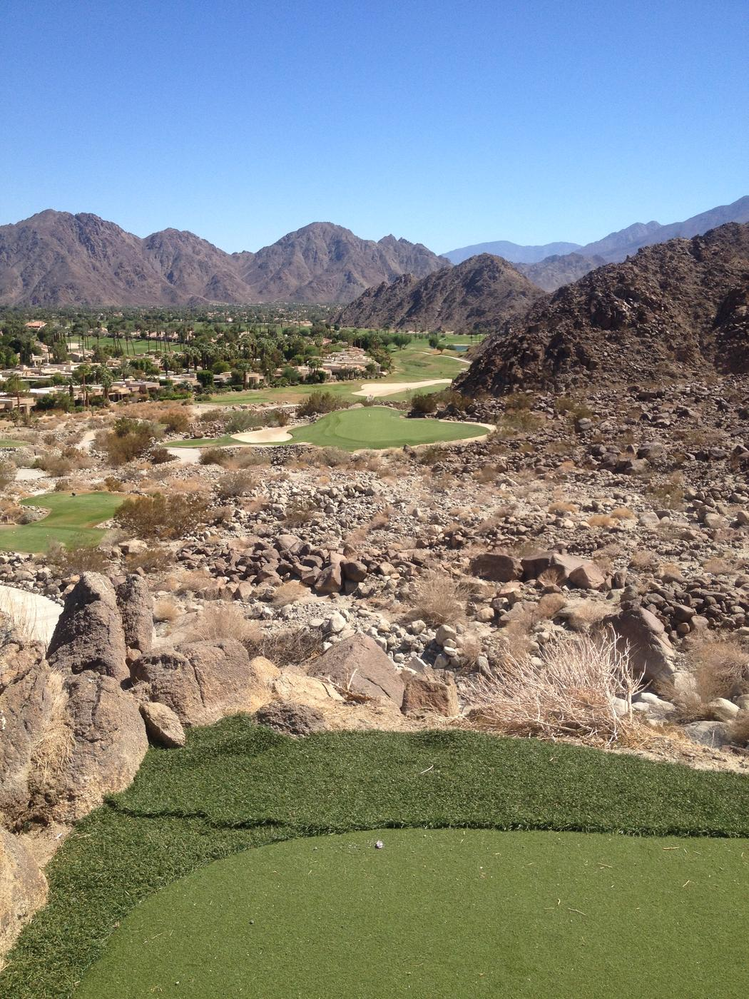 Mountain Course at La Quinta