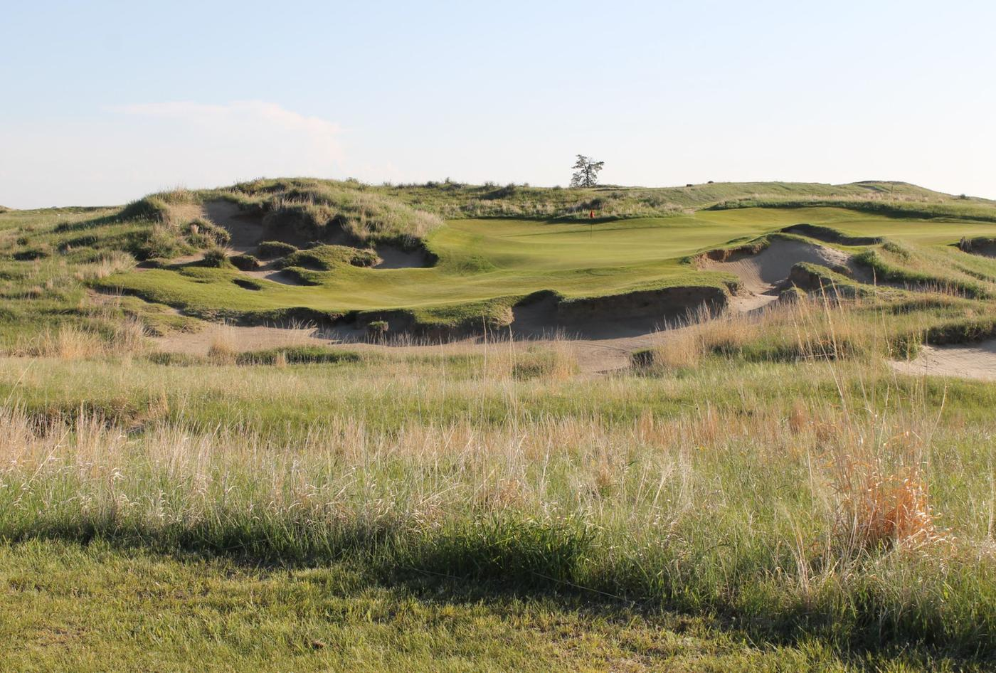 the prairie club dunes course in valentine nebraska usa golf