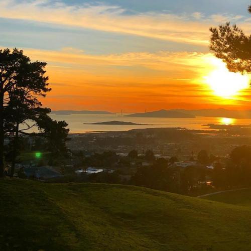 Sunset at BCC!