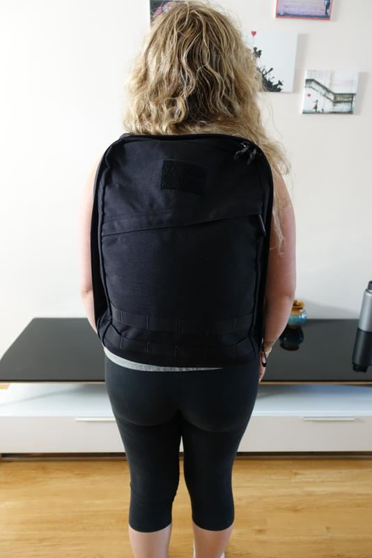 New Echo Rucksack - Best Small Tactical Backpack   GORUCK
