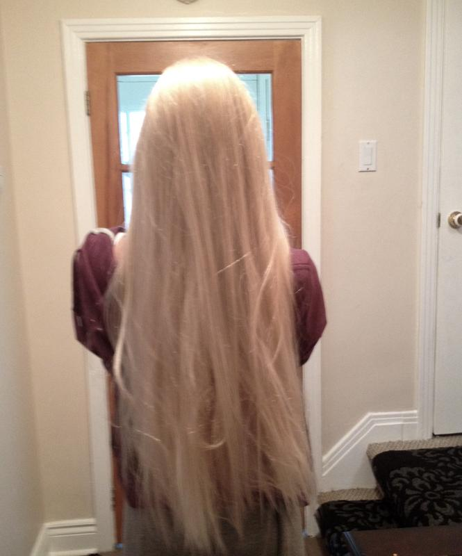 Olia Blonde Hair Dye Review Hairsstyles Co