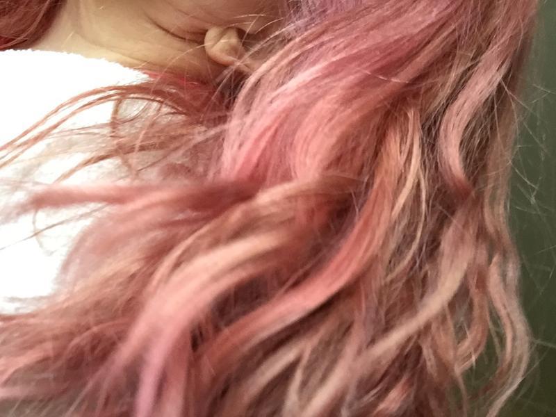 Olia Dark Rose Quartz Hair Color – Ammonia-Free Hair Dye – Garnier