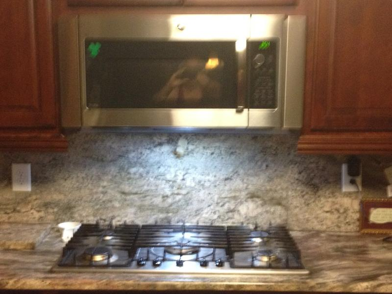 30 Over The Range Microwave Vent With 36
