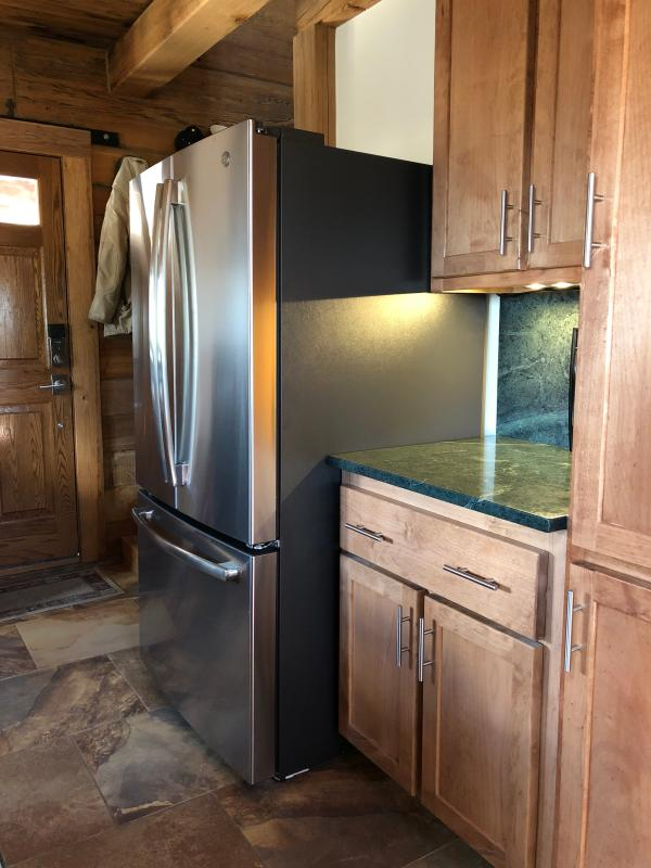 GE® ENERGY STAR® 27 0 Cu  Ft  French-Door Refrigerator