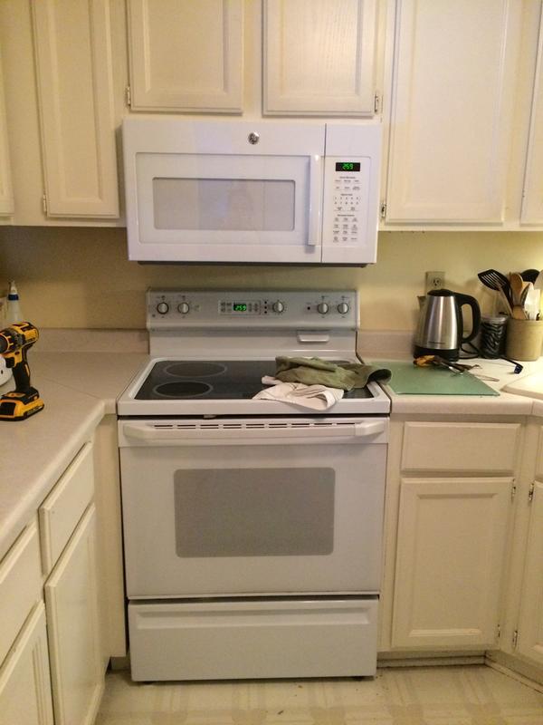 Ge Appliances Jvm6175efes 1 7 Cu Ft Over The Range