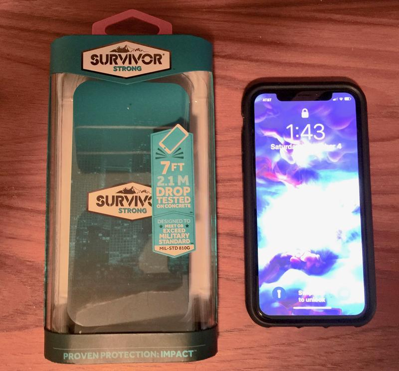 griffin iphone x case