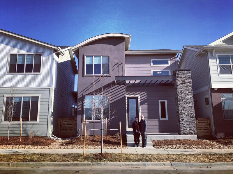 David Weekley Patio Homes Denver Designs