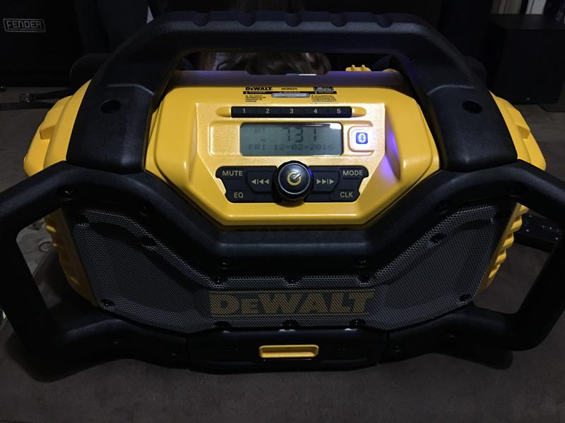 Bluetooth Charger Radio