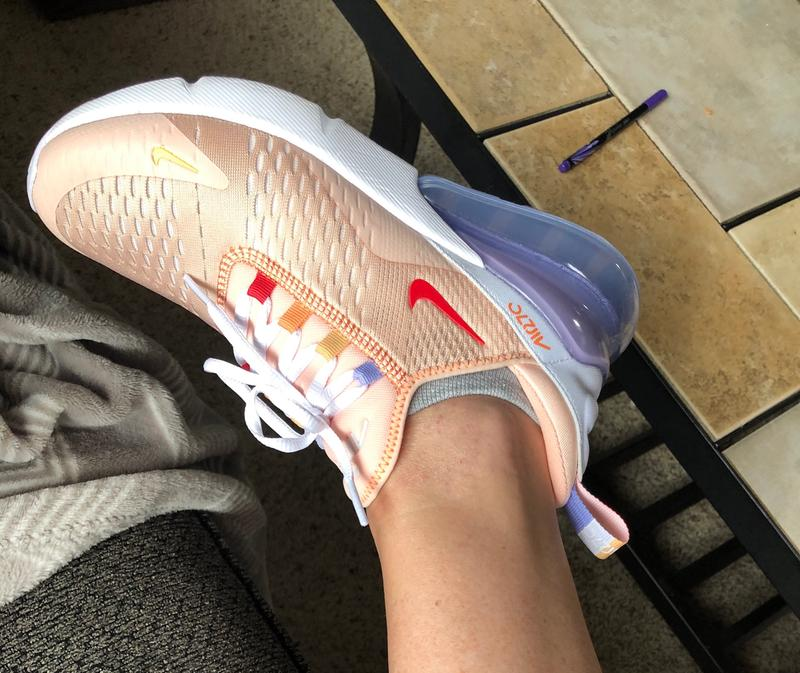 Nike Women's Air Max 270 Shoes | Free Curbside Pickup at DICK'S