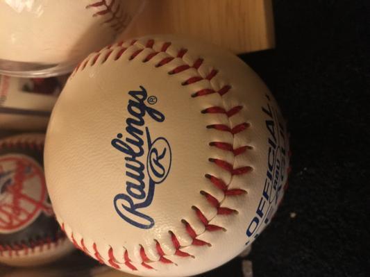 Rawlings R8U Official League Baseball