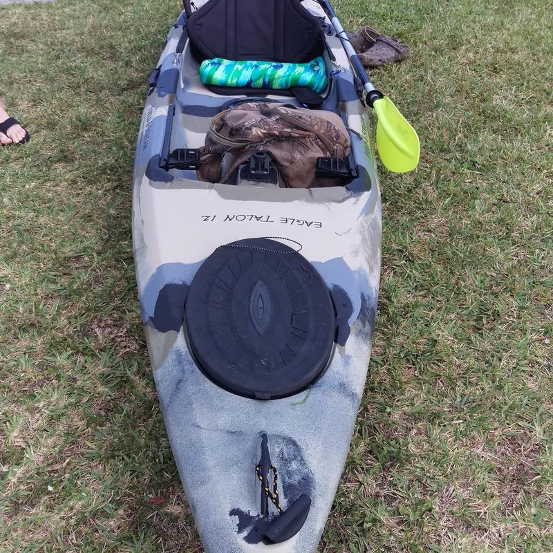 Field Stream Eagle Talon 120 Kayak Dicks Sporting