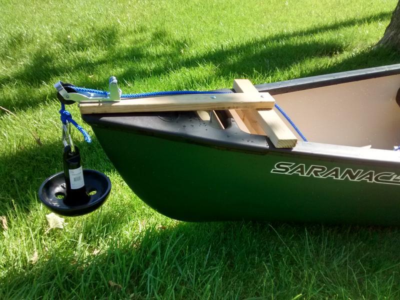 Old Town Canoe Saranac 146 Canoe