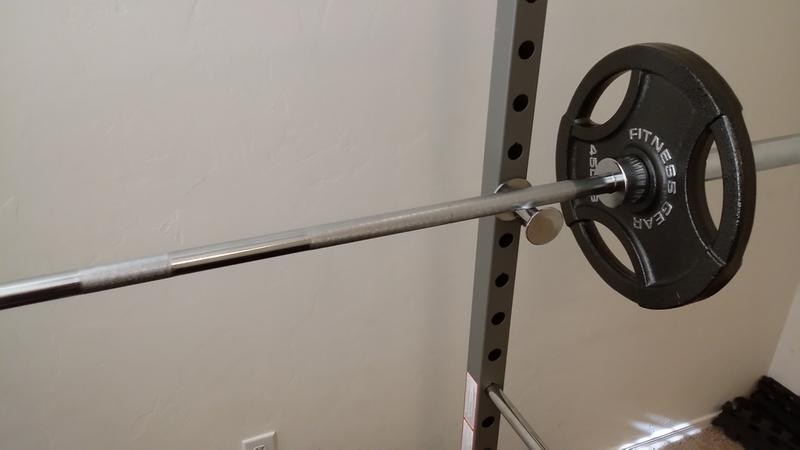 eb4ce91a674 Fitness Gear 300 lb. Olympic Weight Set