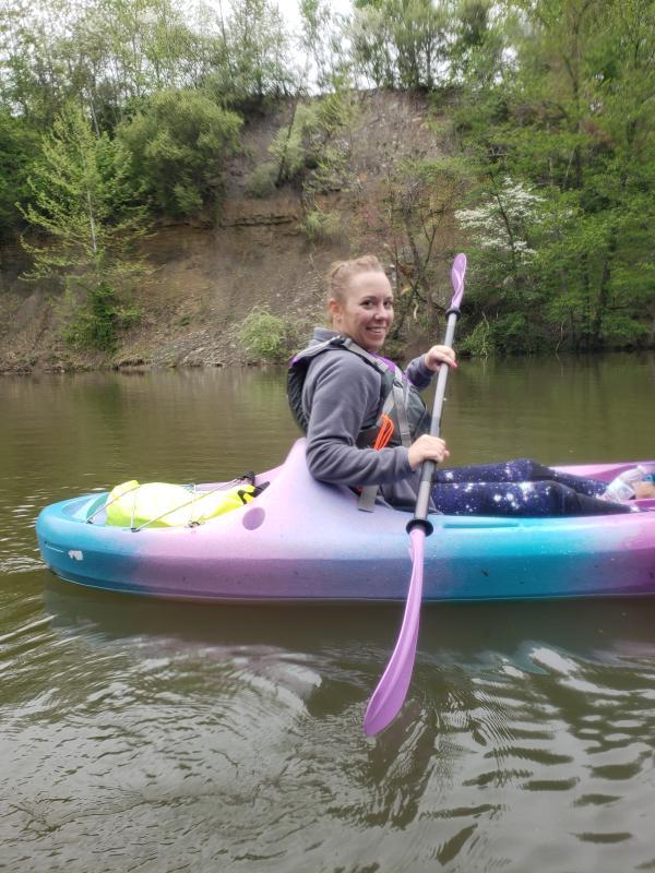 Perception Access 9 5 Kayak
