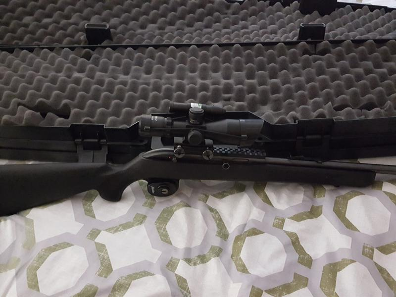 Savage Arms 64 F Semi-Automatic Rifle