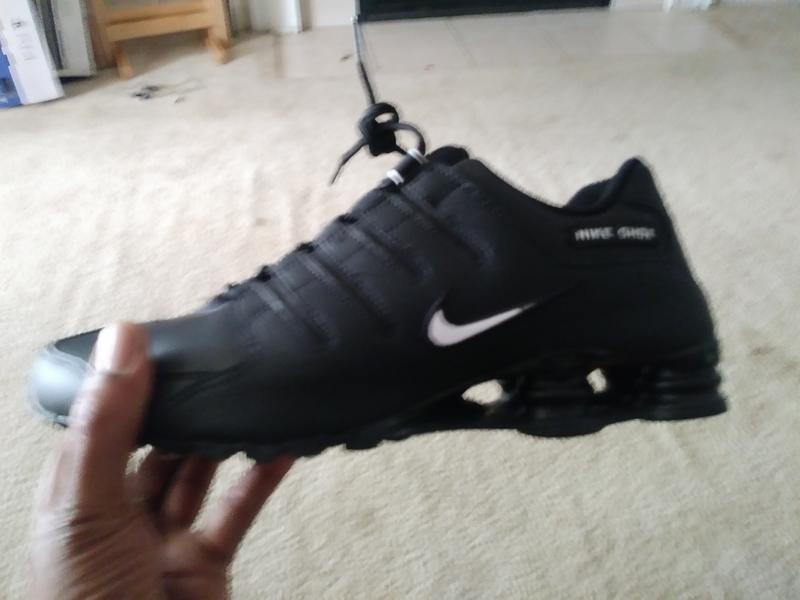 photos officielles c61c1 1467c Nike Men's Shox NZ Shoes