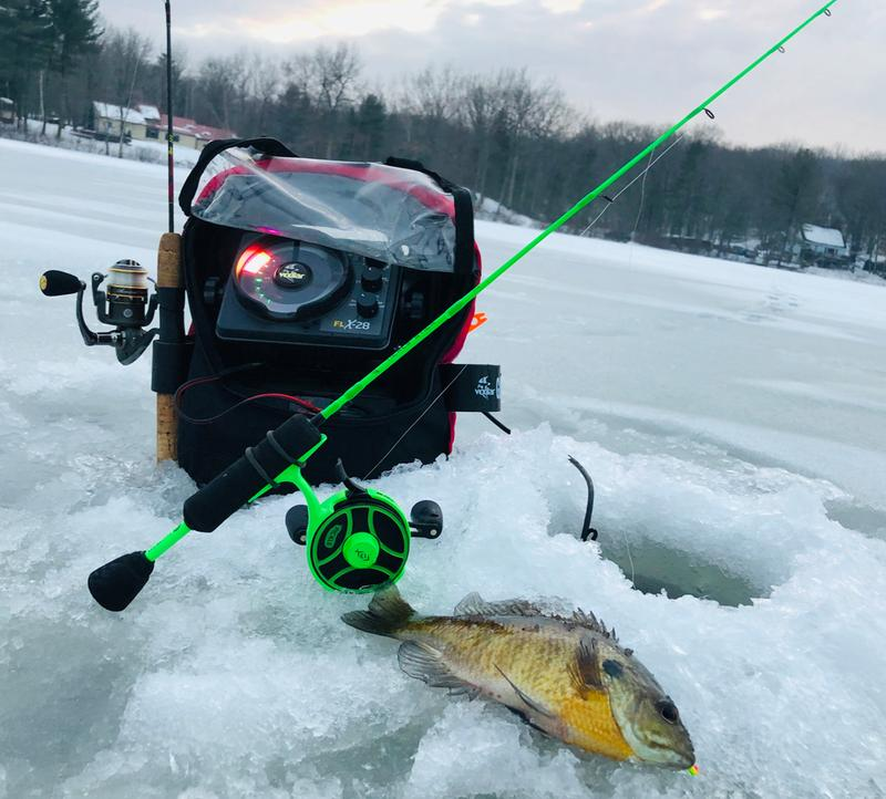 13 Fishing Radio Active Pickle Combo 27 Light LH
