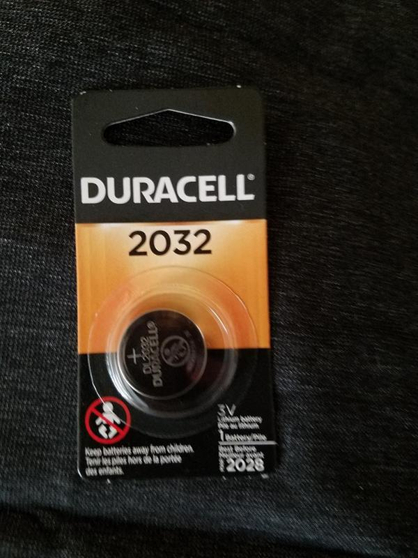 2032 coin battery