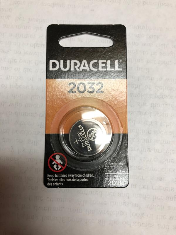 CR2032 Battery | #1 Trusted Battery Brand | Duracell
