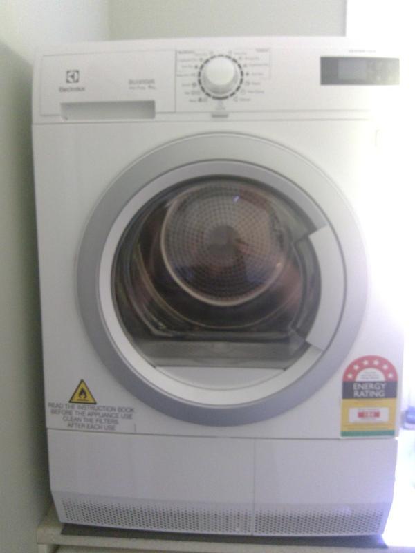electrolux dryer. review photo 1 electrolux dryer