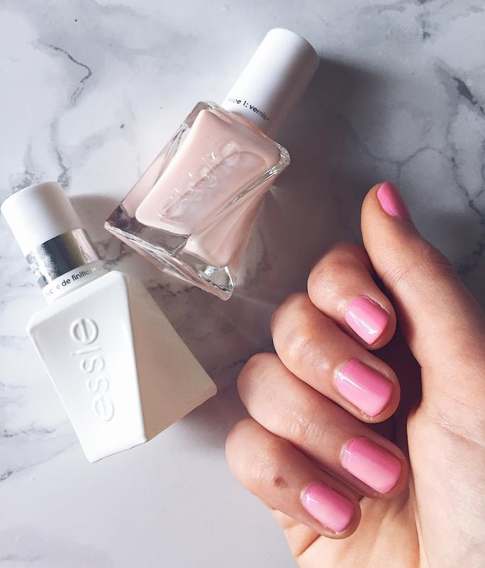 Gel Couture - Shiny Quick Drying Top Coat Nail Polish - essie