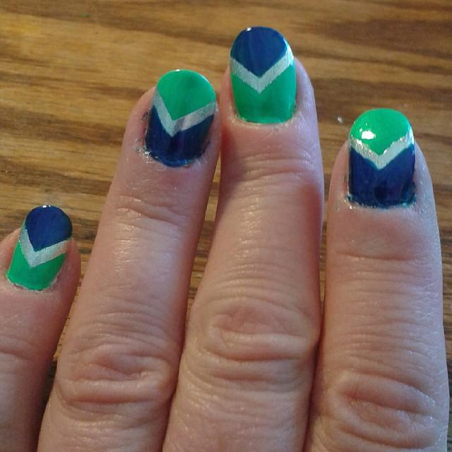 Aruba Blue Metallic Blue Nail Polish Nail Color Essie