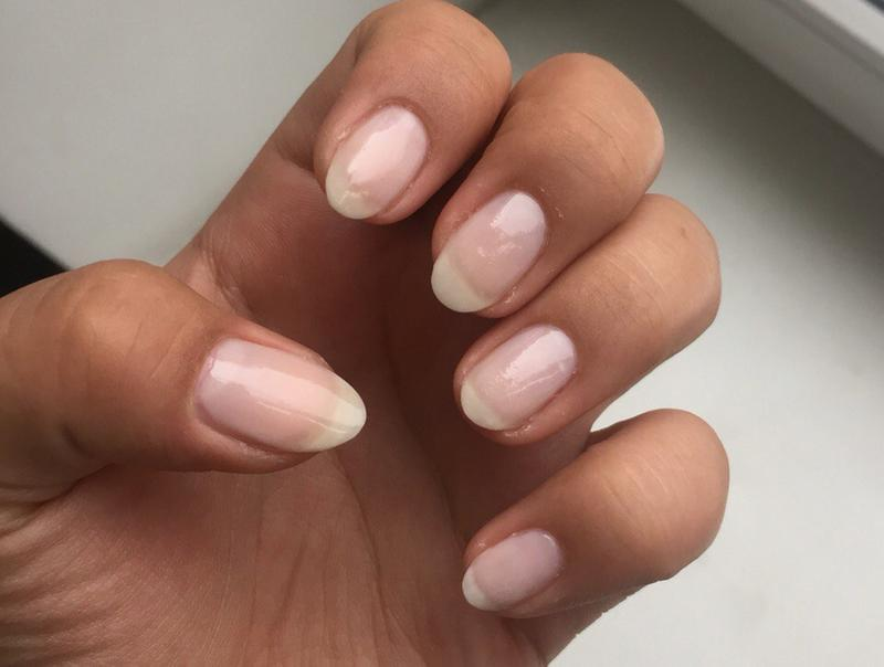 ballet slippers - pale pink sheer nail polish, color & lacquer - essie
