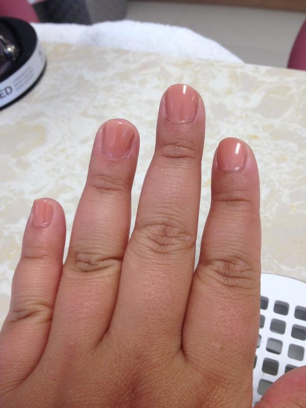 mamba - shimmer pink brown nail polish, nail color & lacquer - essie